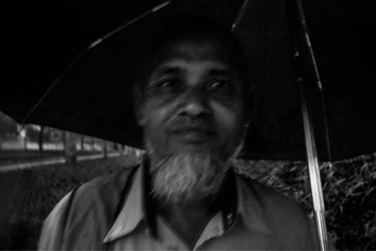 Worker rain - junwooson | ello