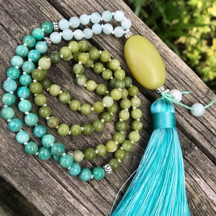 :herb::sweat_drops:Mala Protect - maryajewelry | ello