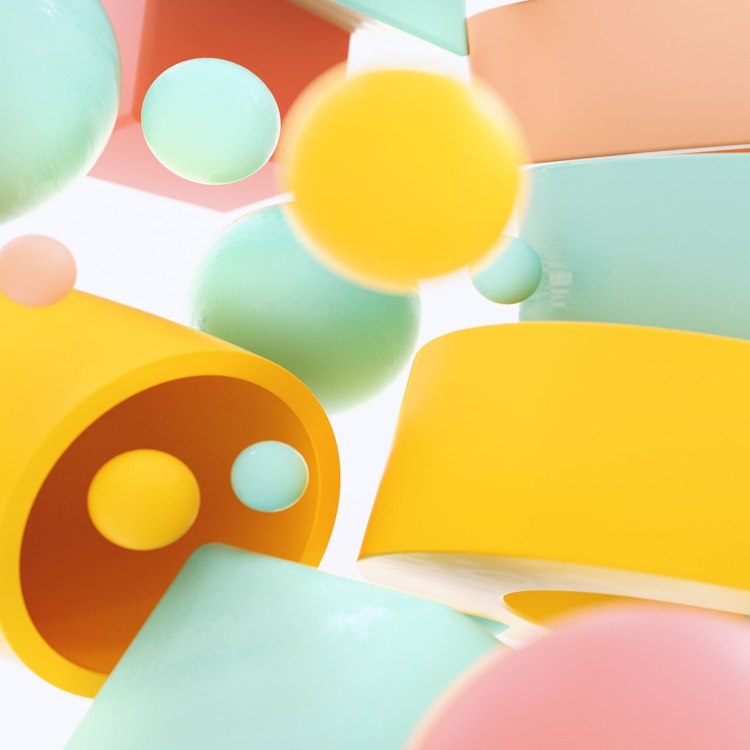 MAZE sunny - polygons, 2017, ateliermartini - ateliermartini | ello