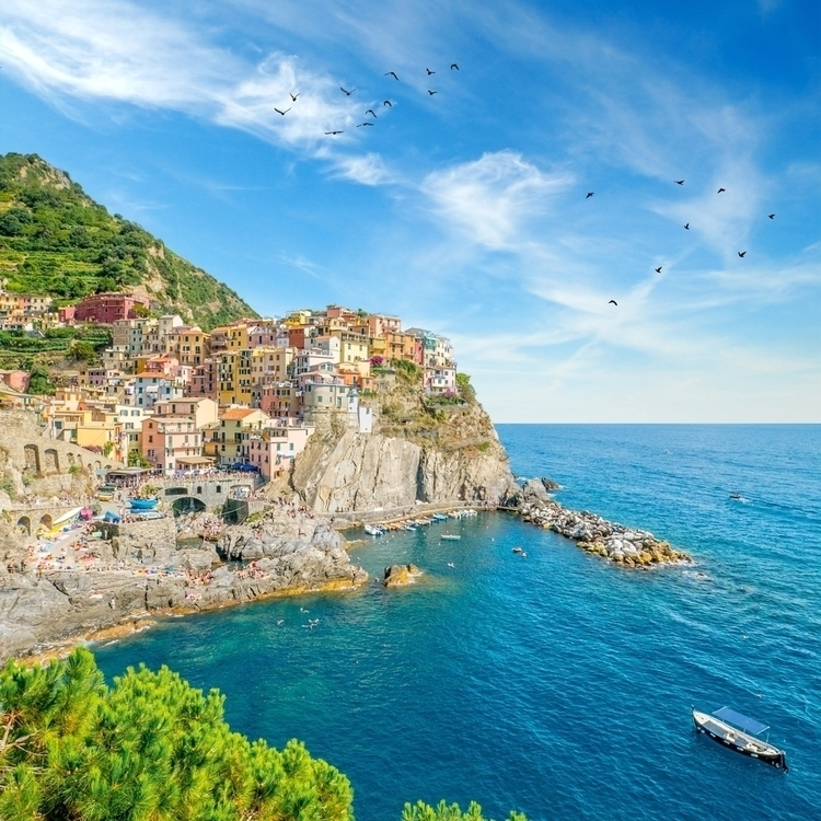 Manarola, Italy - travel, photography - elieazzam | ello