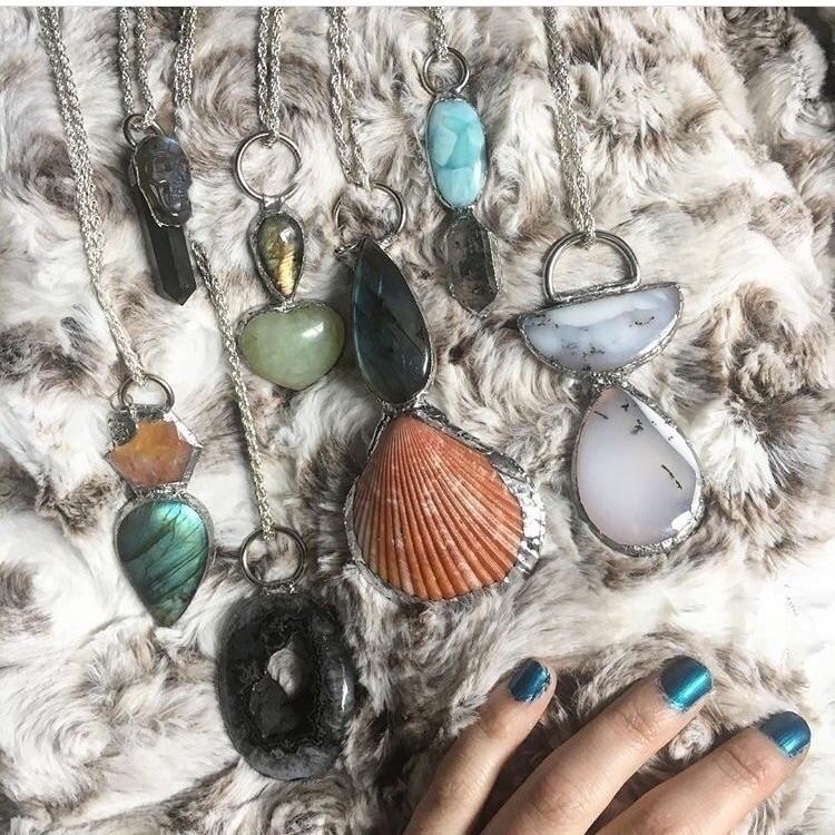 Handmade Crystal Jewellery - Crystals - kristalcave | ello