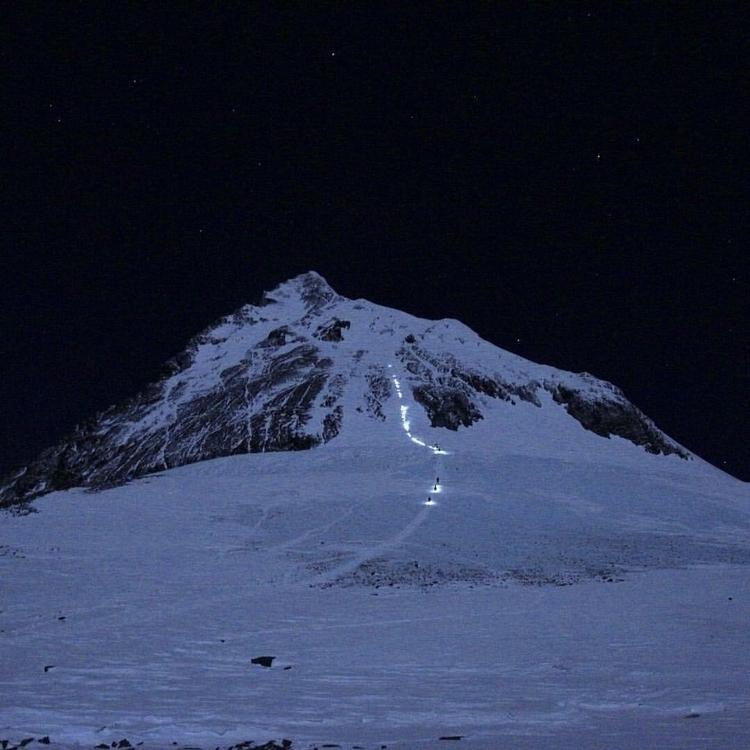 Everest - sylviajacob | ello