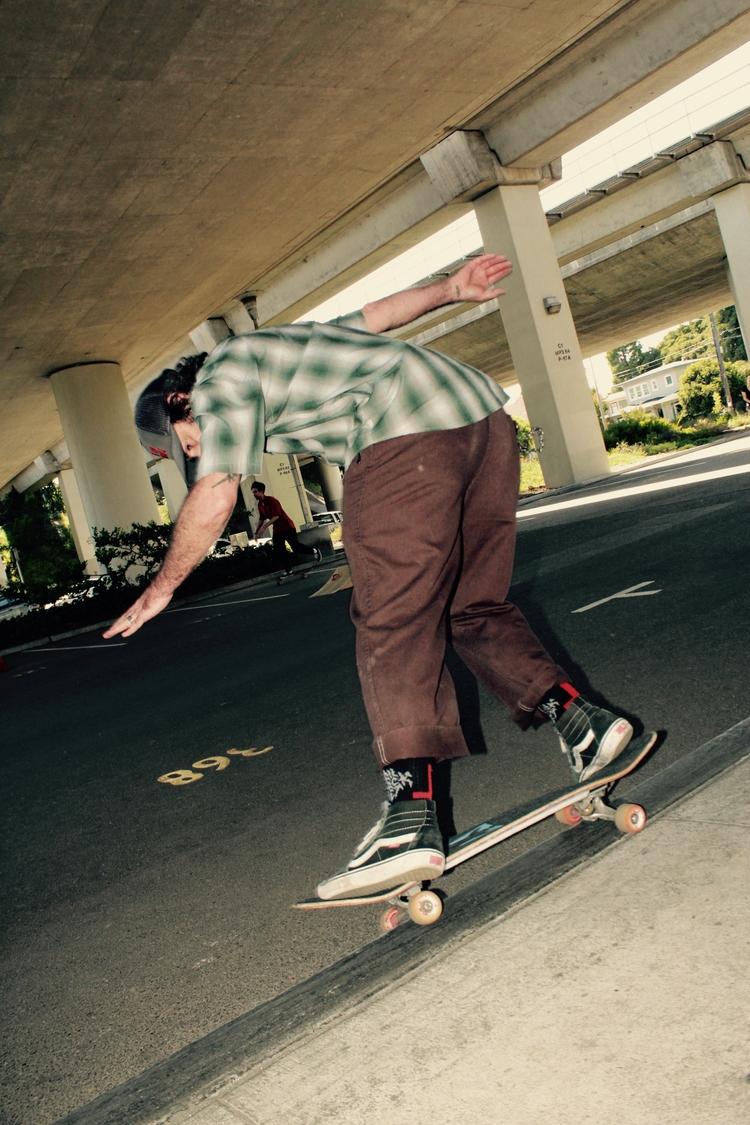 side Pic. Jon Suzuki - stevil | ello