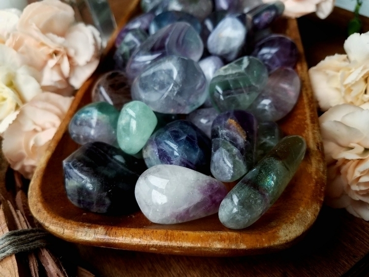 《《Fluorite Tumbles》》 shop! look - sacreddivination | ello