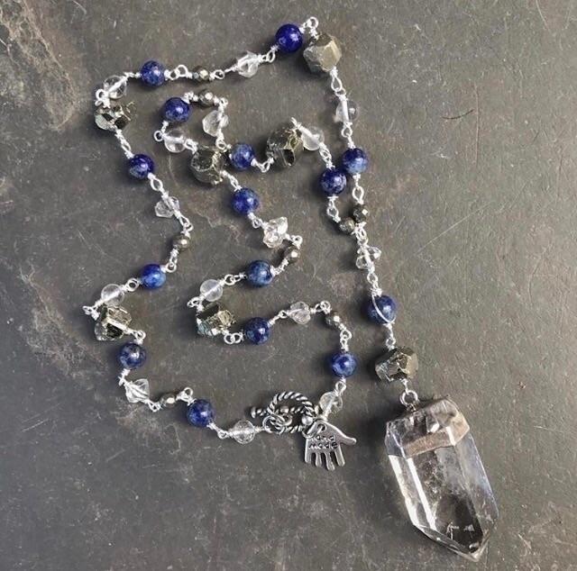 Love piece turned | quartz elec - lunacatdesigns | ello
