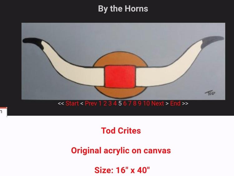 Horns - artbytod, tod, todcrites - artbytod | ello