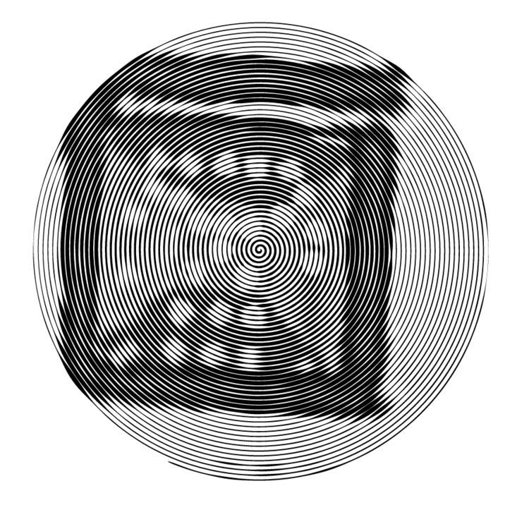 spiral.js drawing IV - der | ello