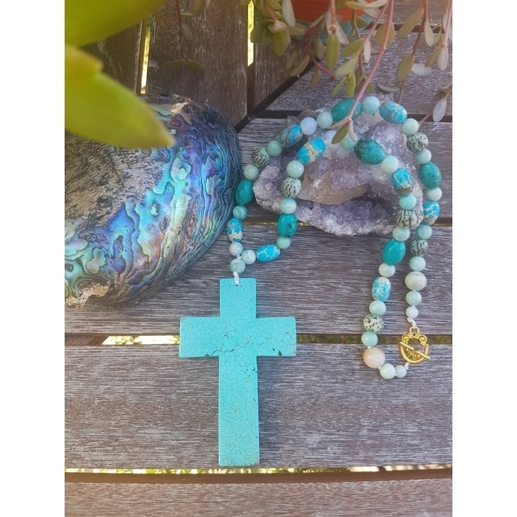 Beautiful Turquoise stone state - elementscollide | ello