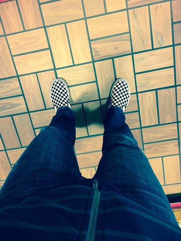 kicks - vans - leather666 | ello