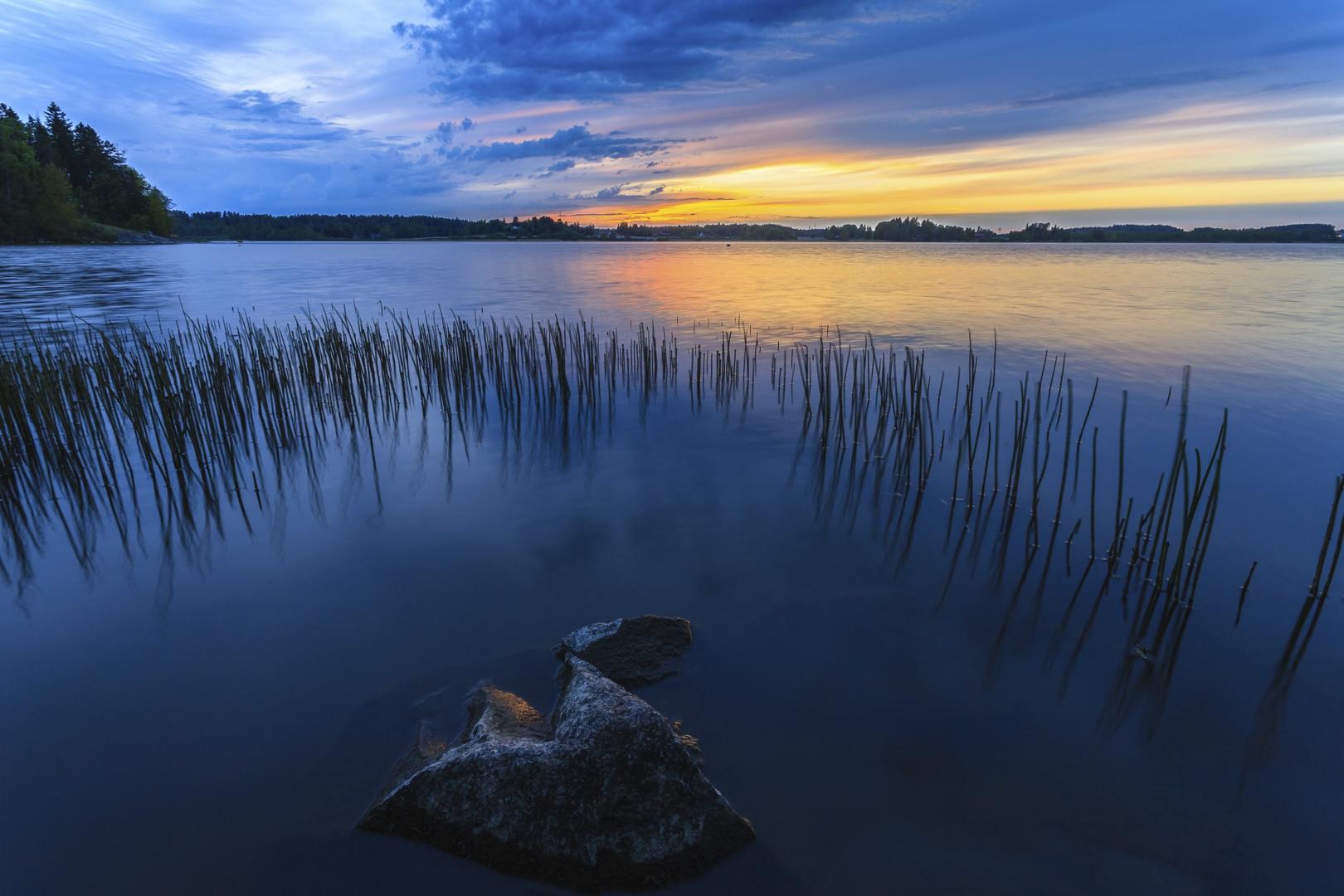 Summer eve - photography, finland - anttitassberg | ello