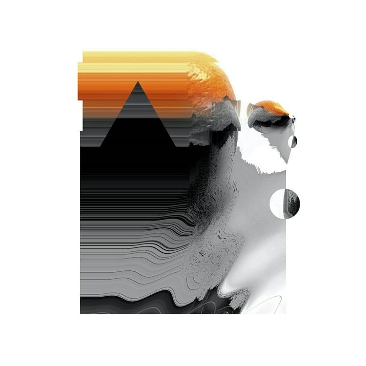 Process Orange (2017 - glitch - diigima | ello