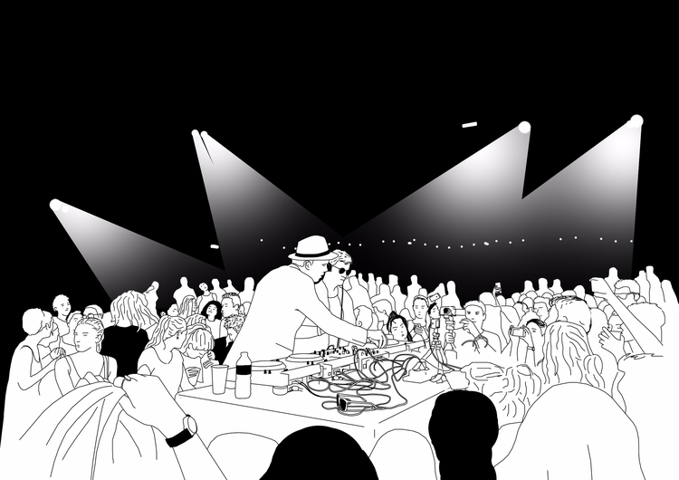 POLOPAN LIVE, 2017 Gautier Bert - gautierberthoumieux | ello