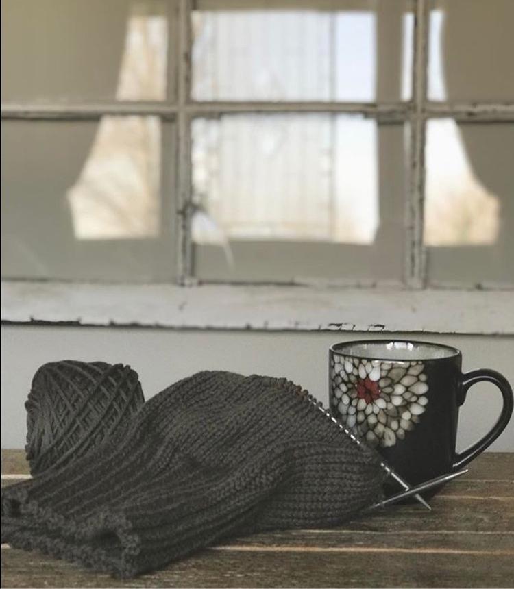 photographerhat, wool, handknit - tinabreit | ello