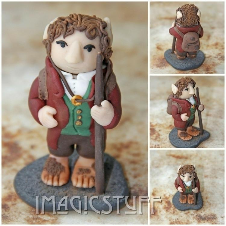 Bilbo Baggins Shire.:wink - hobbit - i_magicstuff | ello