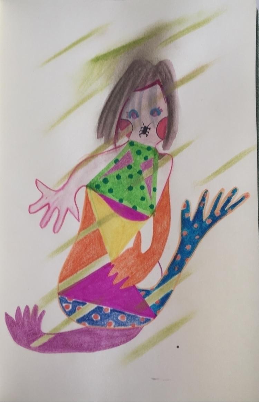 drawing - runjiang | ello