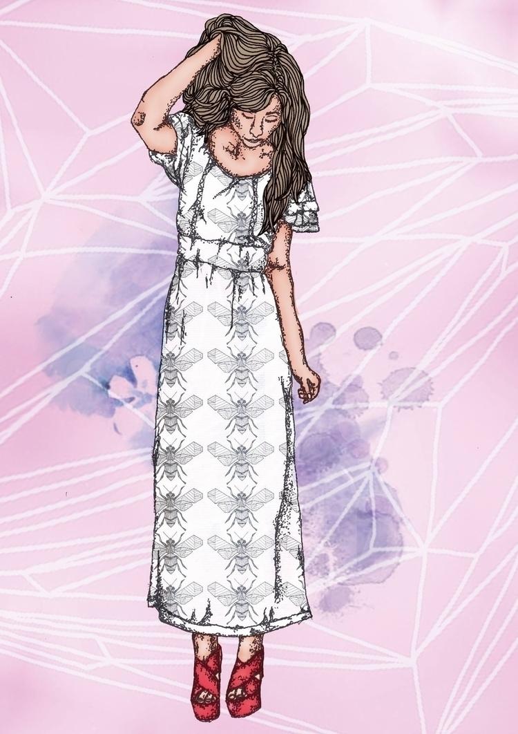 Anastasia Wigg Illustration - Design - anastasiawigg | ello
