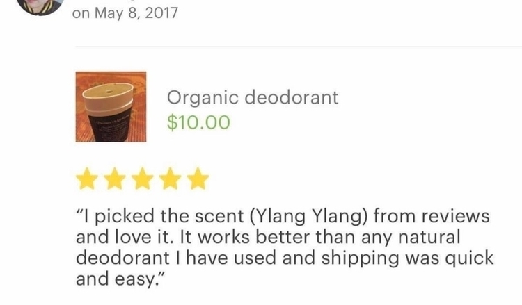review chemicals. Standard deod - dreamersapothecary | ello