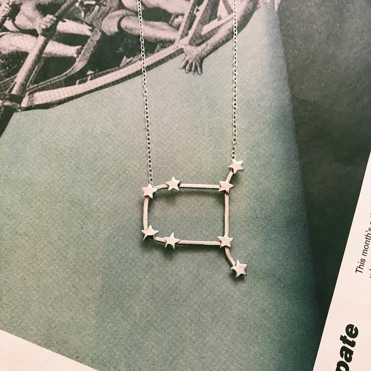[Gemini constellation handmade  - theserpentsclub | ello