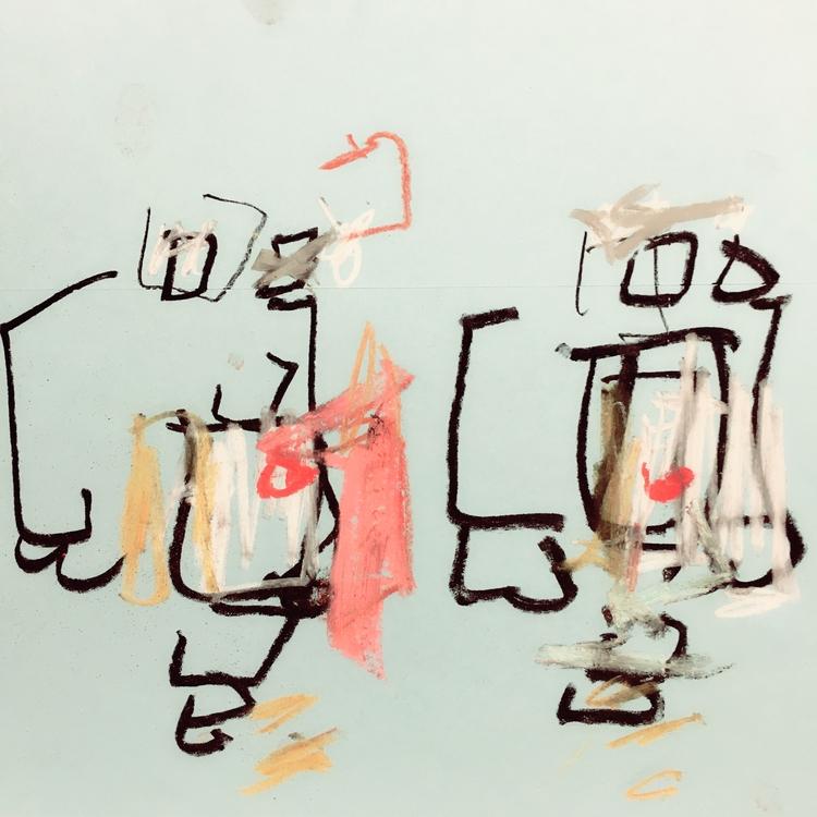 Robots, Deconstructed - art, robots - jkalamarz   ello