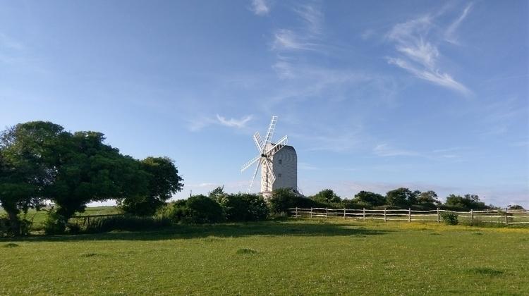 Kingston - windmill, photography - pauldrake | ello