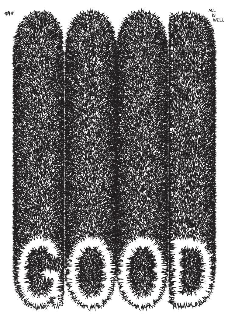 Good good good - alliswell, typography - mattluckhurst | ello