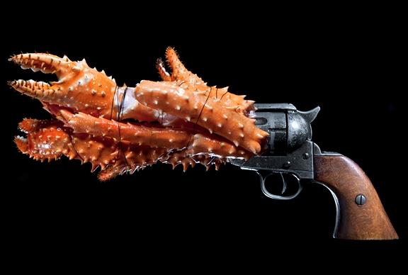 Crab Shooter - octopodals | ello