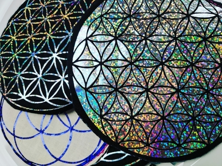 Sacred Geometry Pillows stuffed - bodybeewell | ello