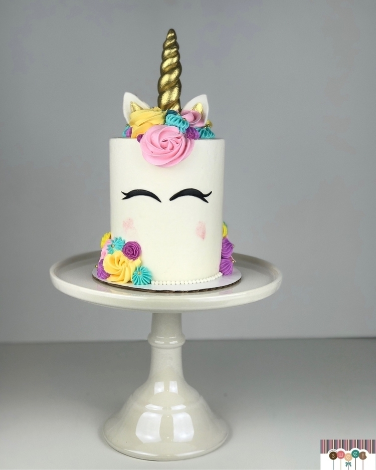 Mini Unicorn Cake inquires emai - somethingsweet_13 | ello