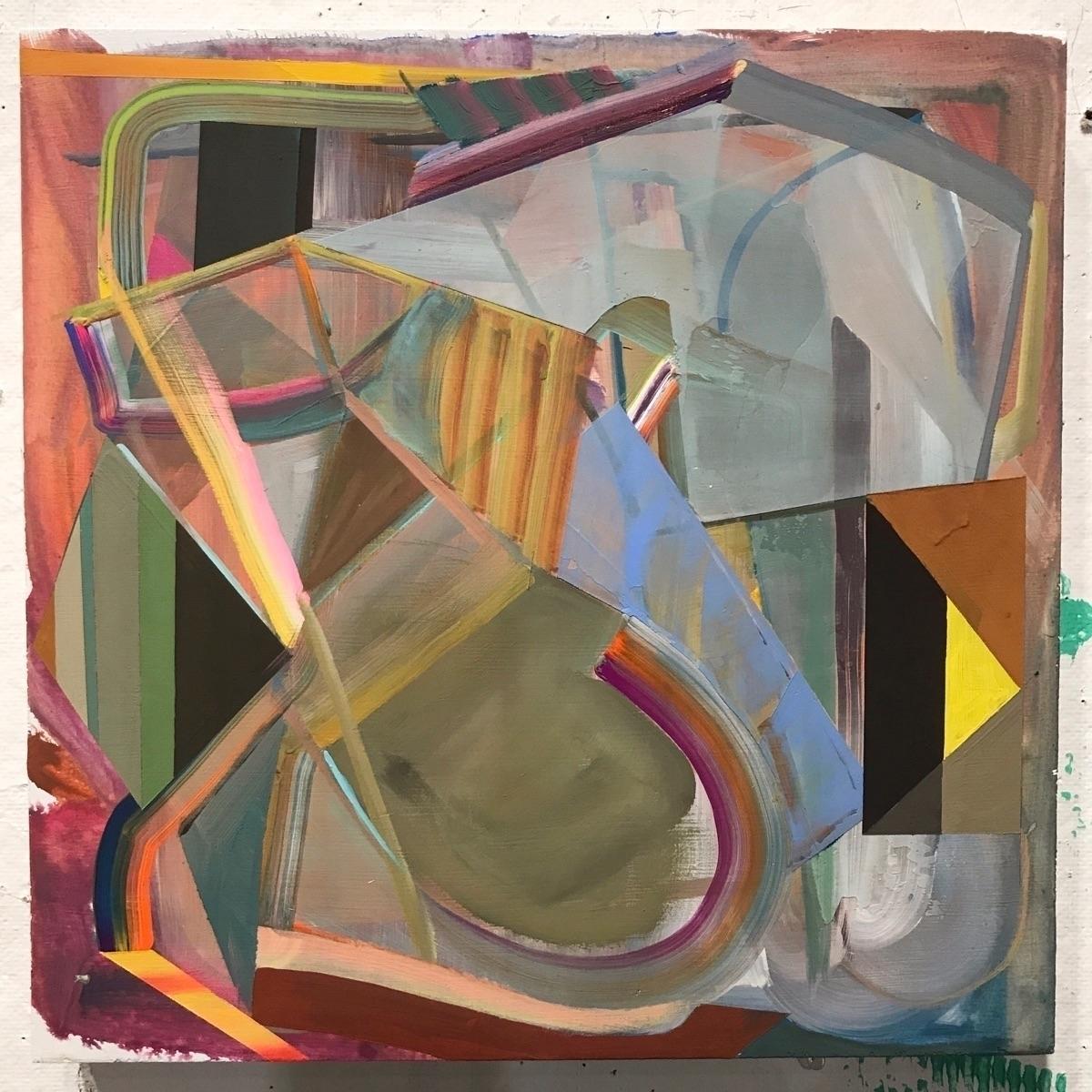 Working painting find friend, p - jennifferomaitz | ello