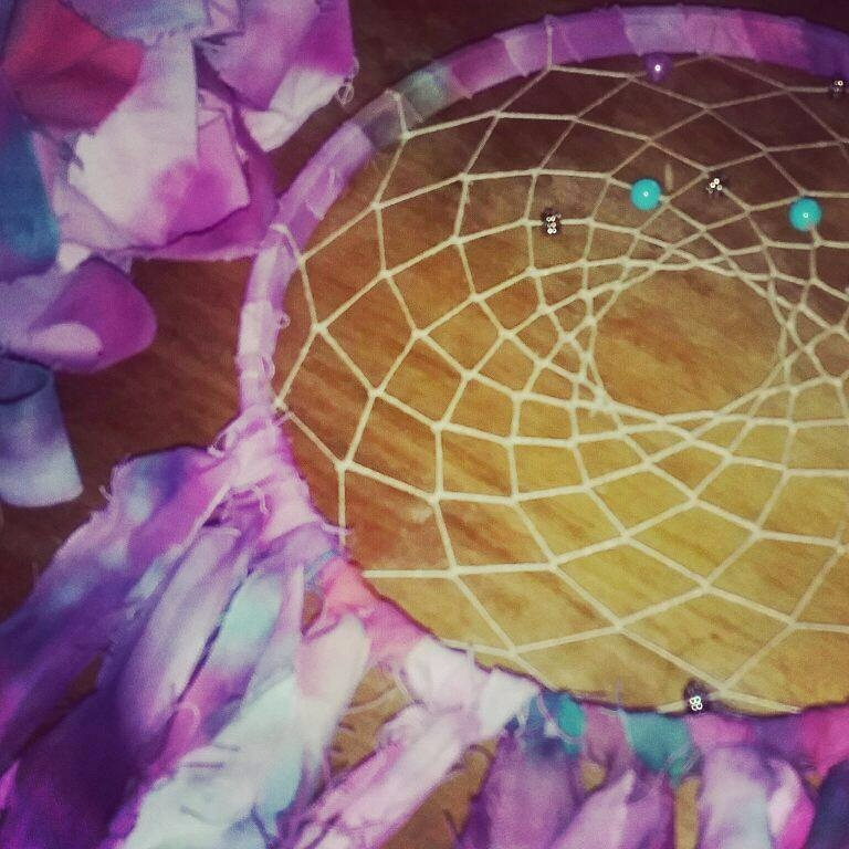 Started tie dye creations today - bohemianfire   ello