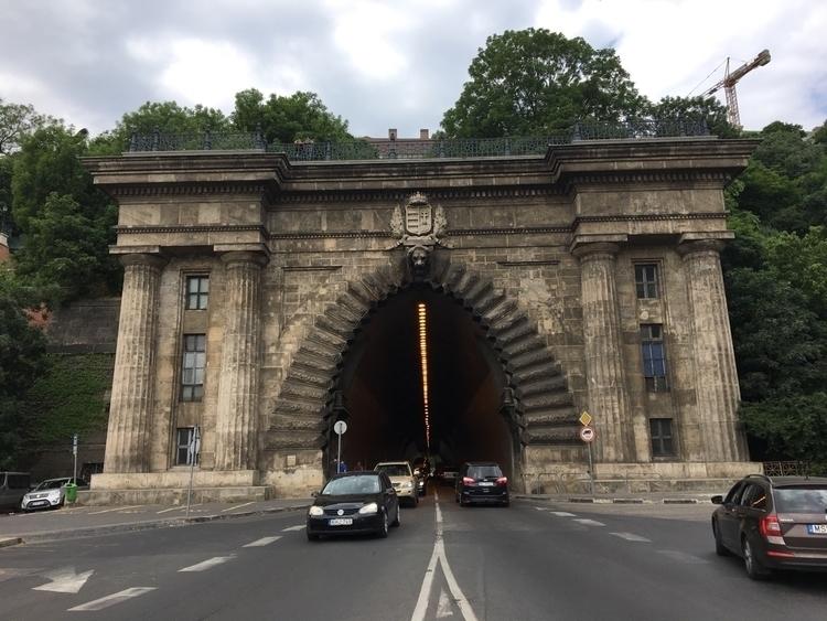 [#Budapest Castle Tunnel - rowiro | ello