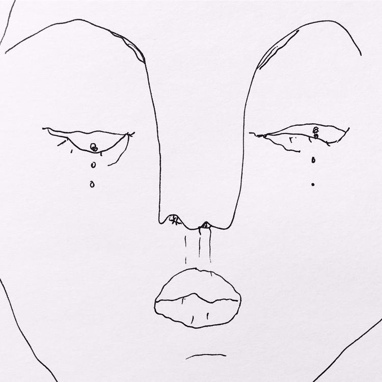 Face 2017 - face, tear, portrait - juliaromana | ello