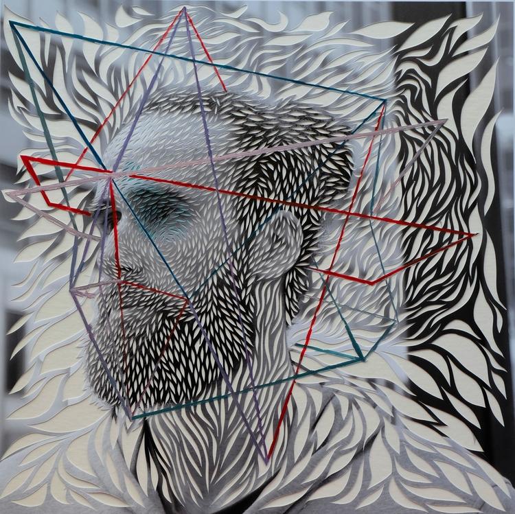 Gigi Datome - portrait, art, artcollector - marcogallotta   ello