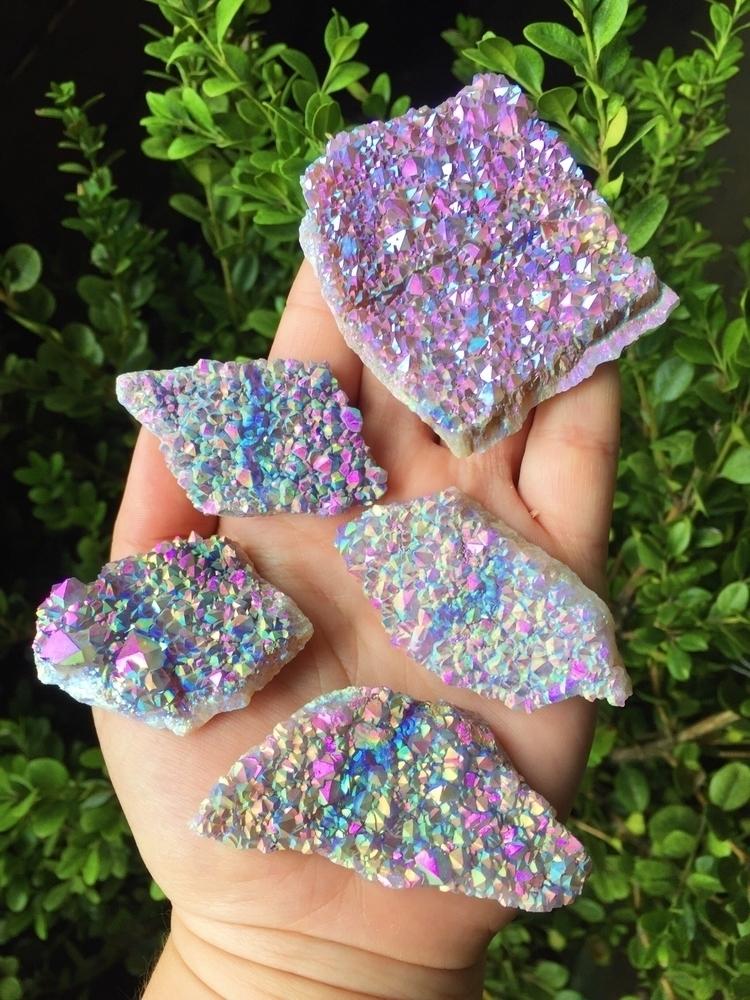 shop update weekend rainbow aur - cosmicauracrystals | ello