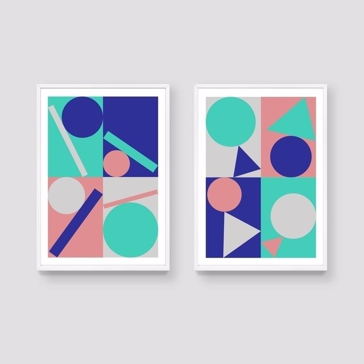 bold prints Tilt Collection - geometry - studioonto   ello