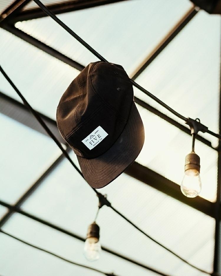 handmade montreal - hat, fivepanel - fiveclothing | ello
