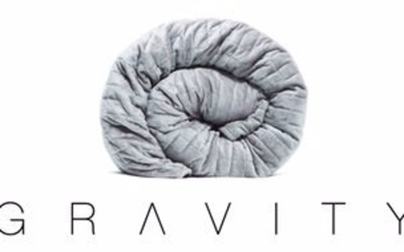 Gravity: Weighted Blanket Sleep - harokells | ello
