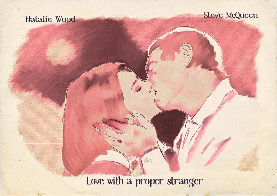 Love proper stranger (1963 - tribute - zoe_vadim | ello