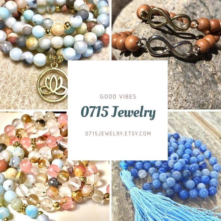 beads = malas coming Etsy shop - 0715jewelry | ello