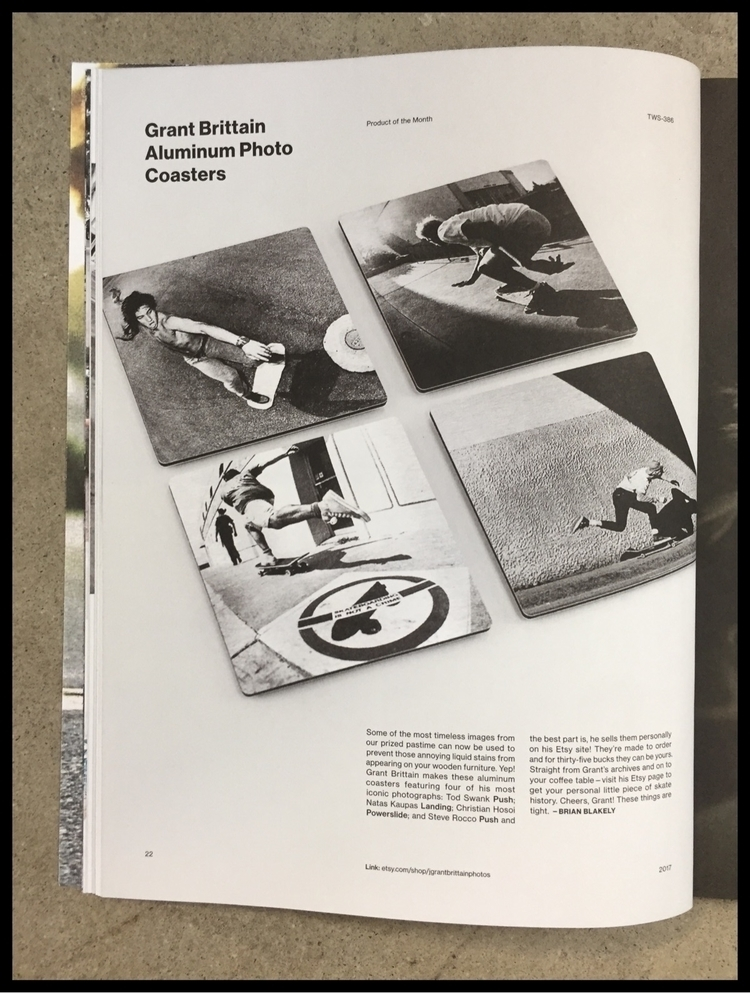 Transworld Skateboarding Magazi - jordangrantbrittain | ello