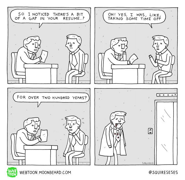 gap comic, Webtoon - moonbeard, webtoon - squireseses | ello