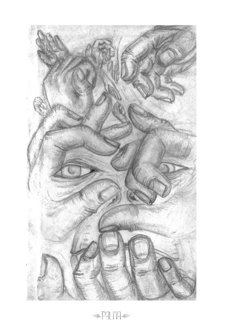 Sketch evolution - palma_al | ello