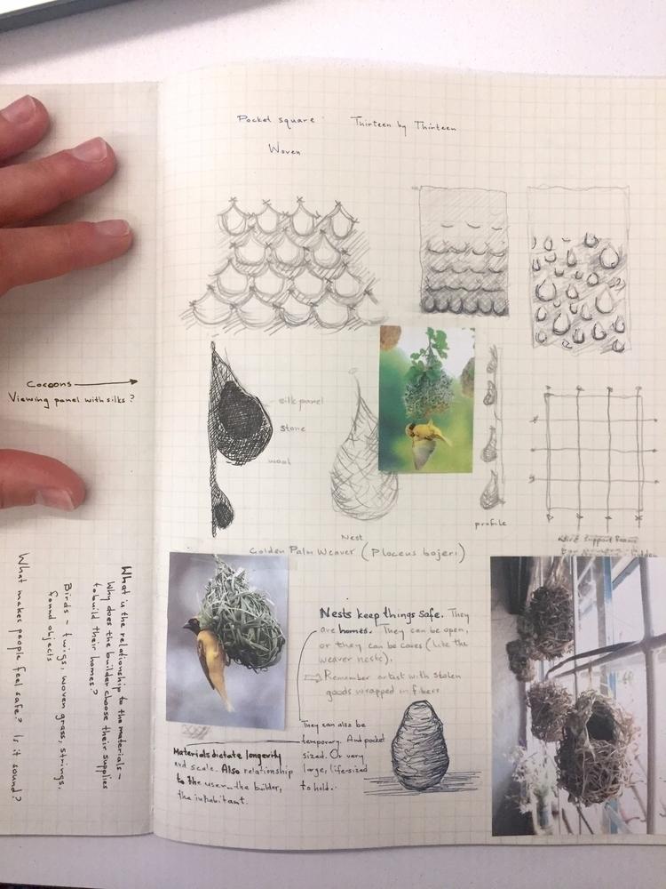 Current explorations... 2017 - weaver - anisa_garnett | ello