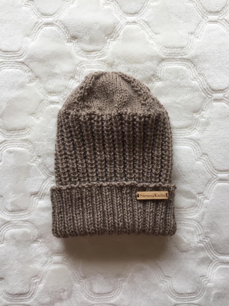 warm winter 100 % wool knit bea - siennaknits | ello