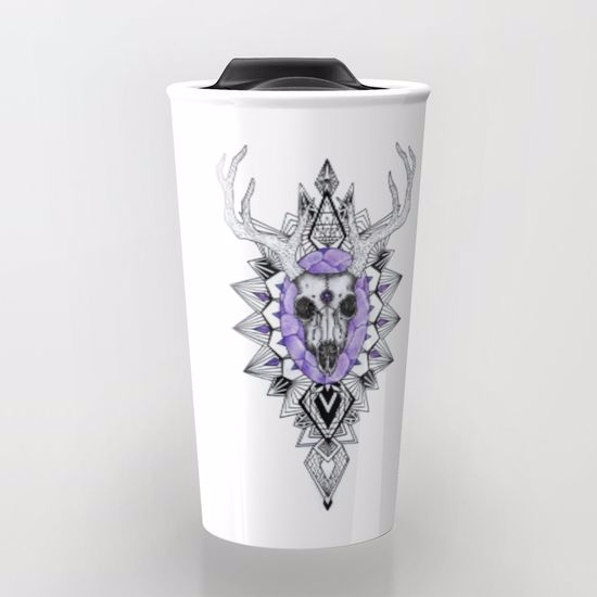 Deer baby home travel mug, tote - nananut | ello