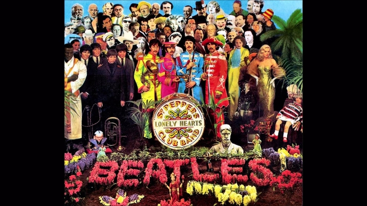 Beatles: Sgt Pepper 50th Annive - valosalo | ello