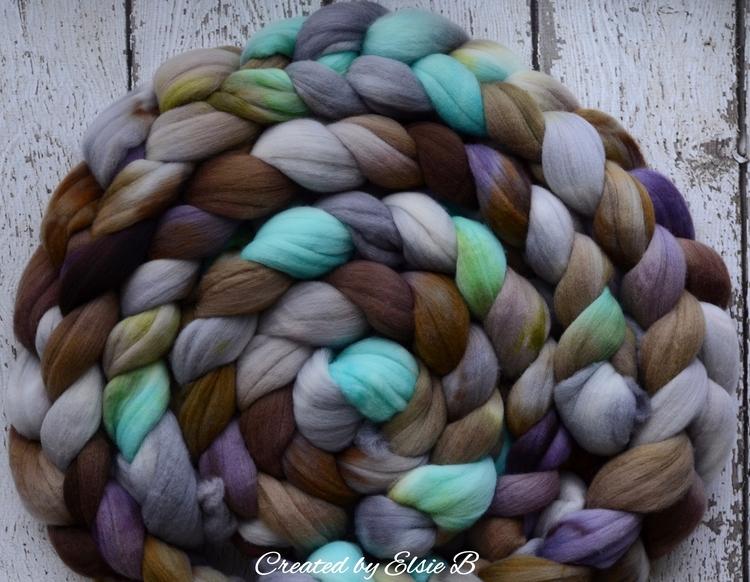 'Babbling Brook' shop Dyed 21 m - createdbyelsieb | ello