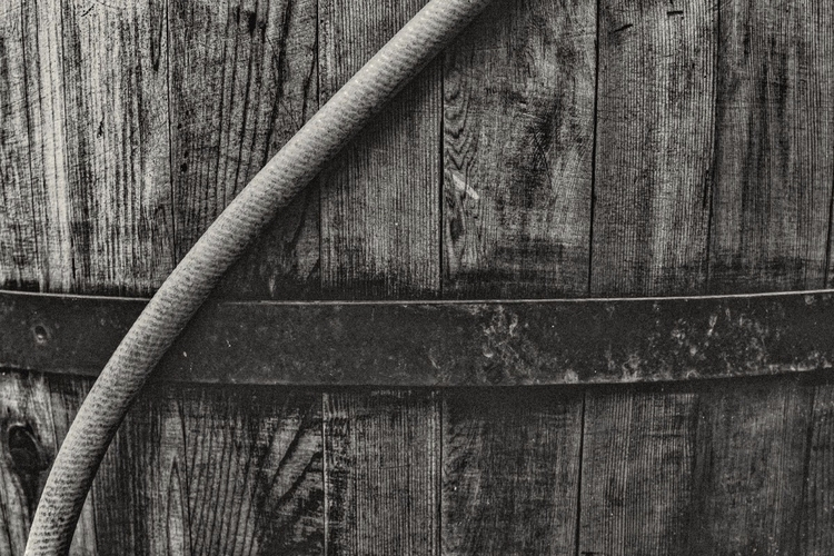 Water barrel - photography, blackandwhite - iangarrickmason | ello