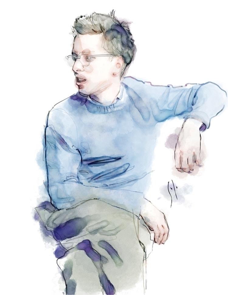 Sketch solo - soloartwork | ello
