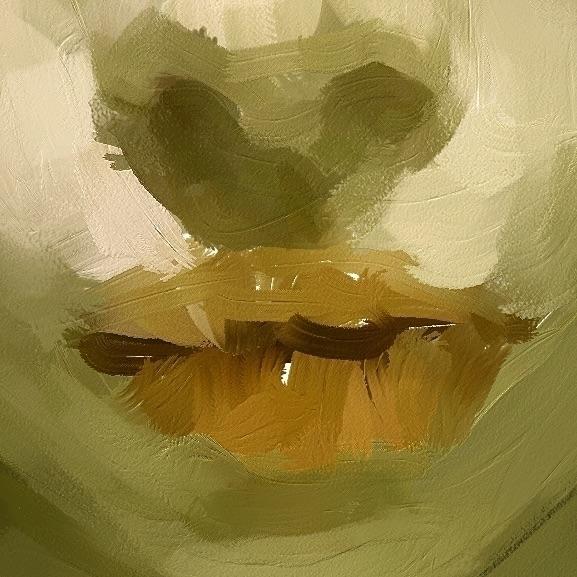 Detail painting solo - soloartwork | ello